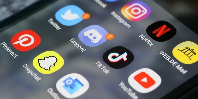 Quais são as redes sociais